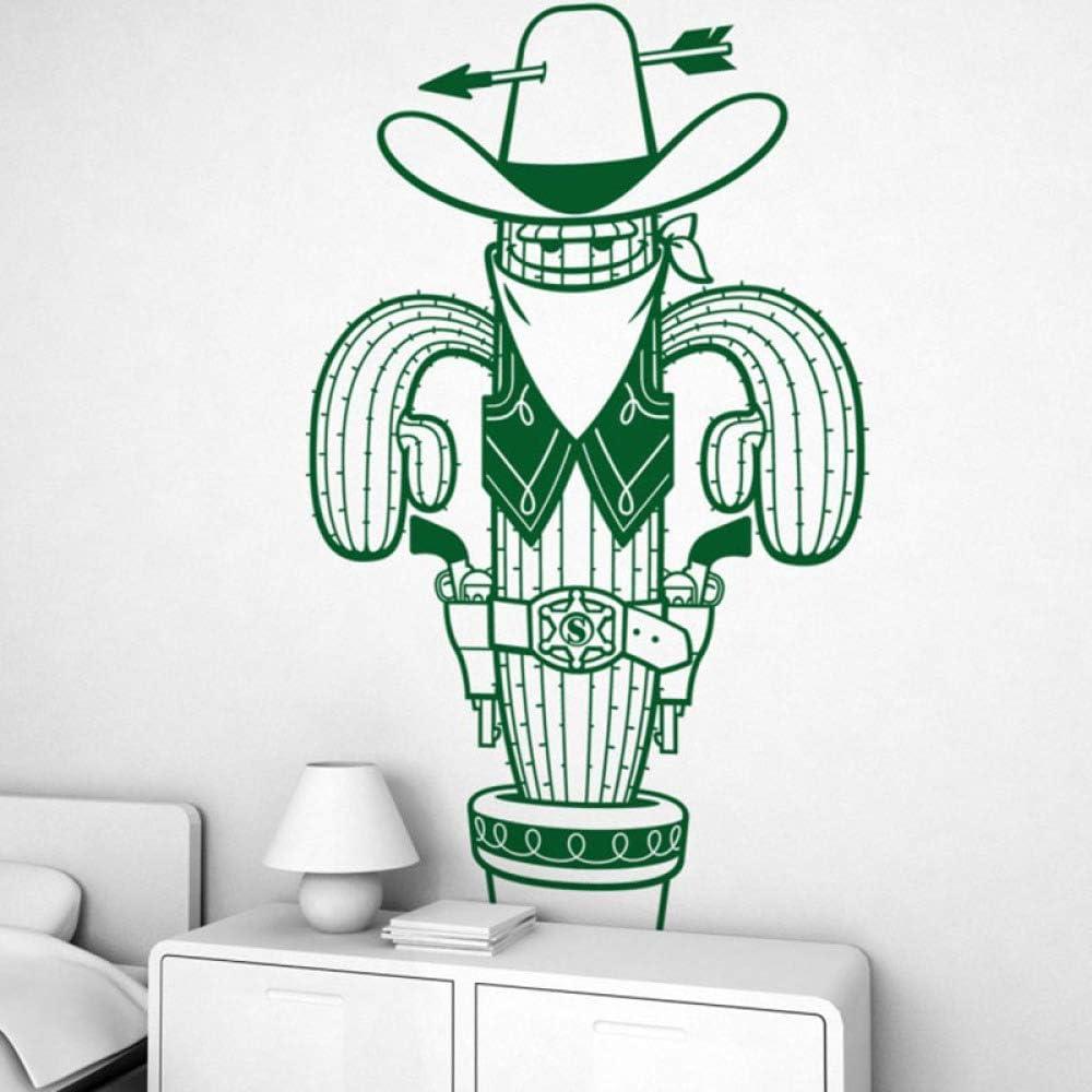 Modeganqingg Gran Sheriff Cowboy Sala de Juegos Habitación para ...