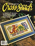 img - for For the Love of Cross Stitch - September 1994 - Volume 7 No. 2 book / textbook / text book