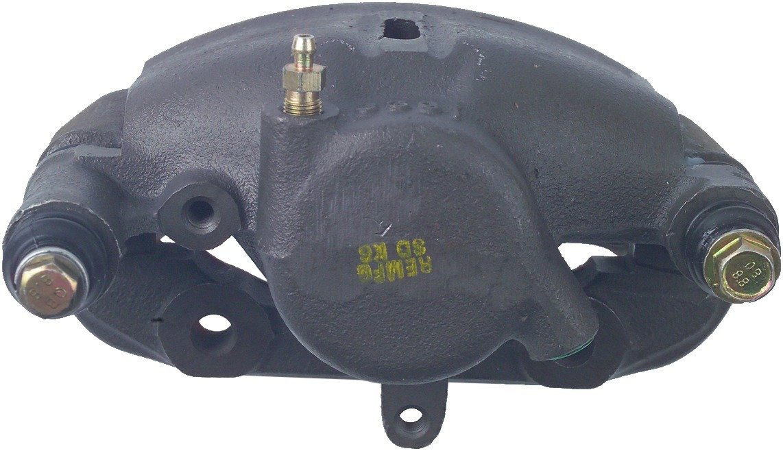 Unloaded Brake Caliper A1 Cardone Cardone 19-B1030 Remanufactured Import Friction Ready