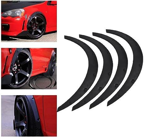 Car Fender Flares passaruota sopracciglia Protector universale Parafanghi Sticker modifica di accessori auto