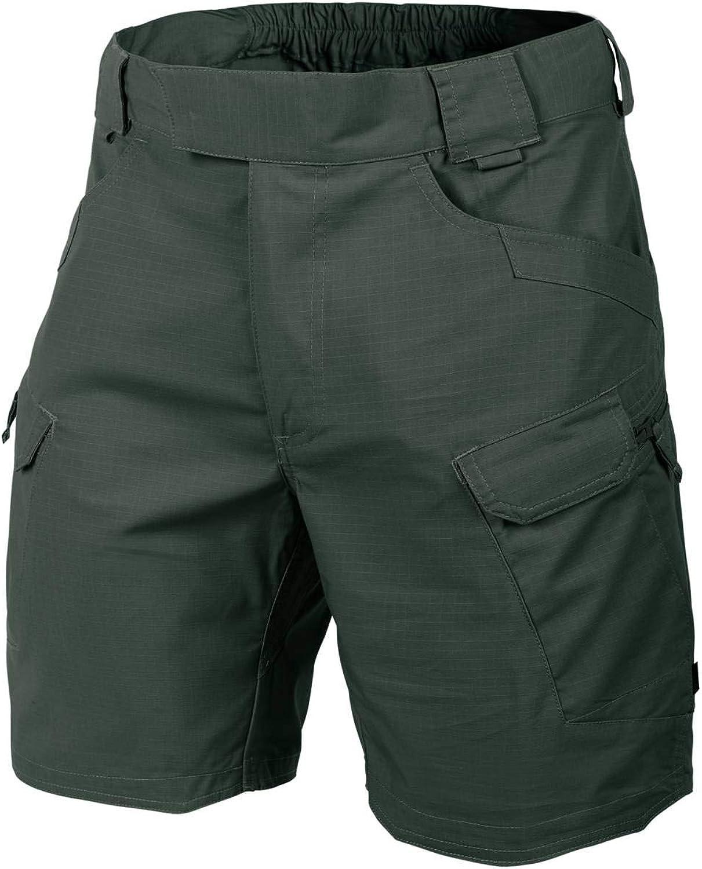 """Helikon-Tex Men's Urban Tactical Shorts 8.5"""" Jungle Green"""