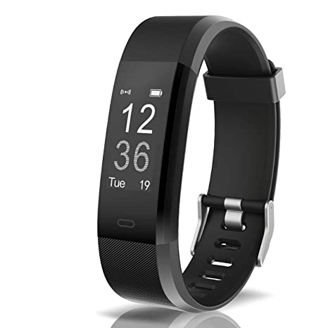 3ca254cd73f Arbily Fitness Tracker Activity Tracker Sports Watch Smart Bracelet  Pedometer Fitness Watch with Heart Rate Monitor