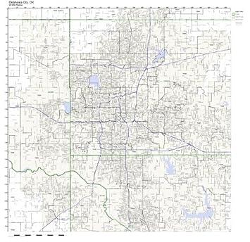 Oklahoma City Ok Zip Code Map.Oklahoma Zip Codes Map