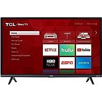 "TCL Televisión de 32"" Class FHD SmartTv Pantalla LED 1080p Compatible con Asistente Google 32S327 (Renewed)"