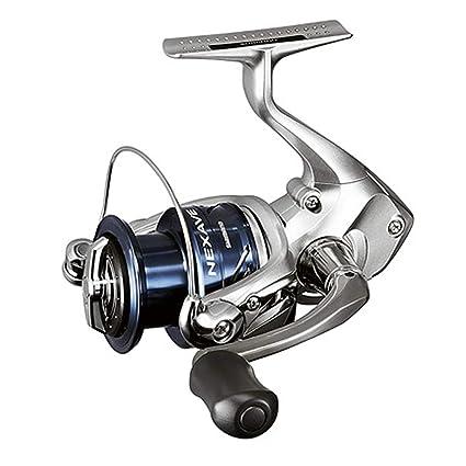 b634cb7506a Amazon.com : SHIMANO Nexave Spinning Fishing Reel, Model 2018 ...