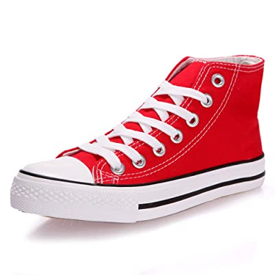 2017 High-Top Canvas Shoes Men And Women Shoes Casual Shoes