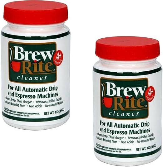 Amazon.com: Rite Coffee Maker Limpiador para equipo máquinas ...