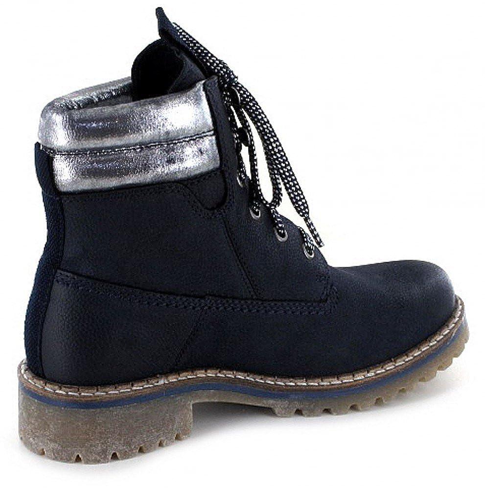 s.Oliver 25204 Damen Combat Boots