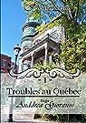 Anddrea Giovanni, tome 1 : Troubles au Québec par Fleuranceau