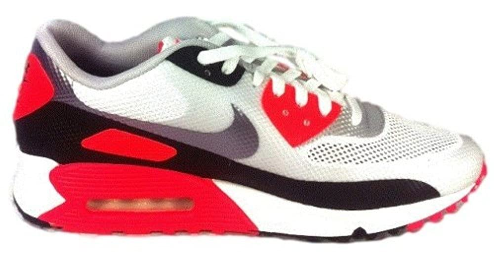 hot sale online 081b0 4ea9b Amazon.com   Nike MENS Air Max 90 HYP NRG White Cement Grey-Infrared (Size  12.5, 548747-106)   Shoes