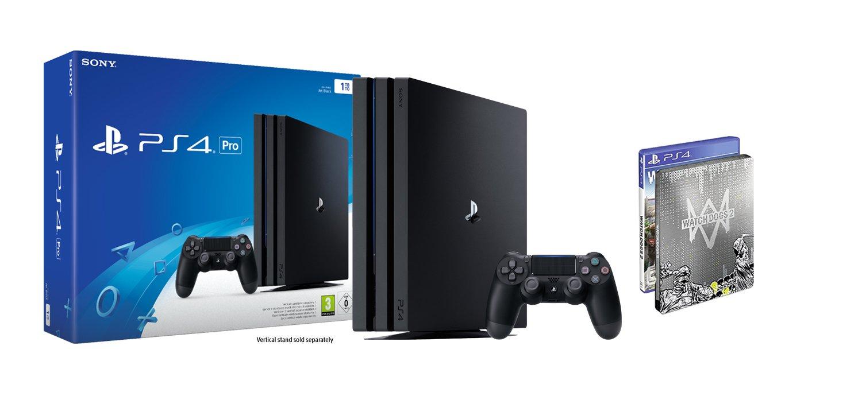 SONY PlayStation 4 Pro 1TB + Spiel