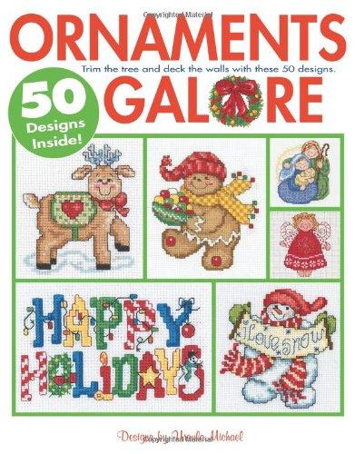 Ornaments Galore  (Leisure Arts #3980)