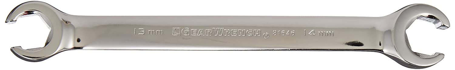 GearWrench 81649 19x21mm Flare Nut Wrench
