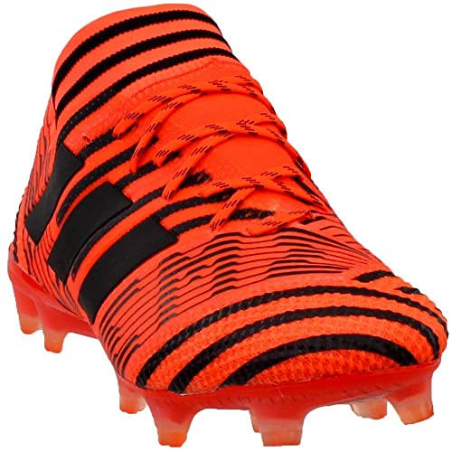 54be11f03 Adidas Nemeziz 17.1 FG Cleat Men s Soccer 7 Solar Orange-Core Black-Solar  Red