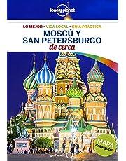 Lonely Planet Moscu y San Petersburgo De cerca 1st Ed.