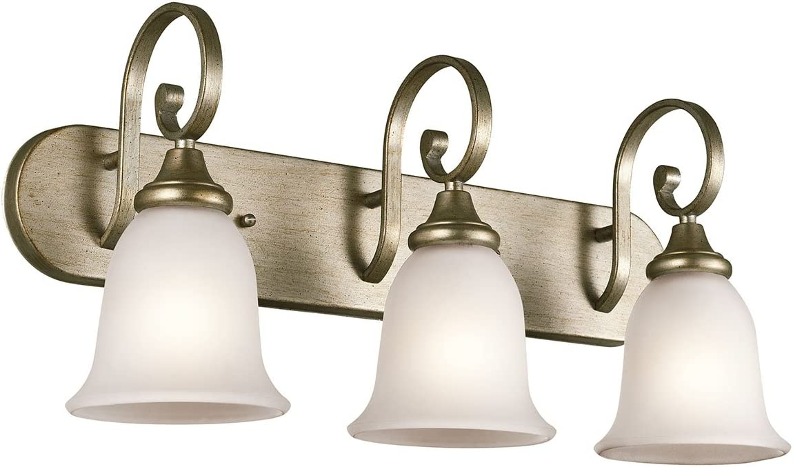 Kichler 45055SGD Three Light Bath