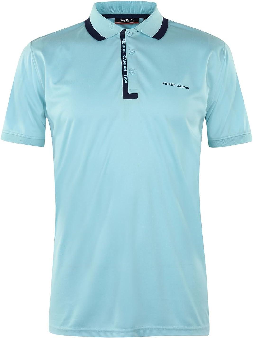 Pierre Cardin Hombre Fine Pique Camisa Polo Azul XXXL: Amazon.es: Ropa y accesorios