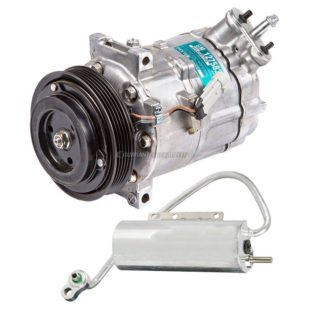 Original OEM nueva AC Compresor y embrague con a/c secador para Saab 9 - 3 - buyautoparts 60 - 88071r4 nuevo: Amazon.es: Coche y moto