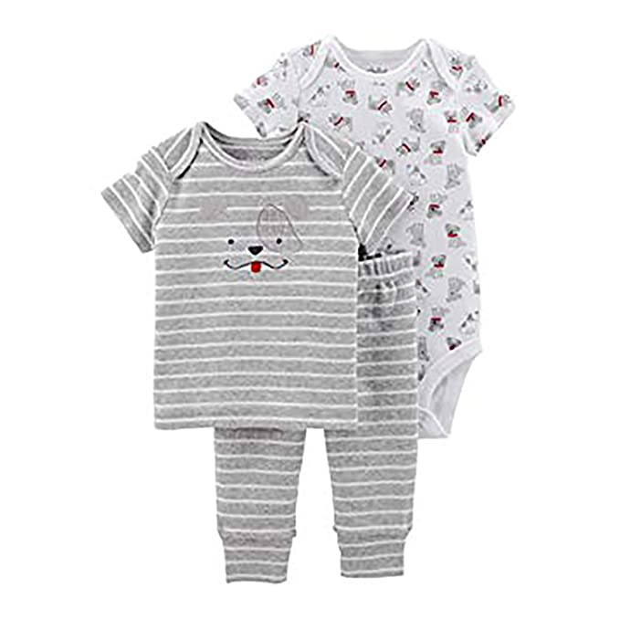 6cc79acae Amazon.com: Carters Preemie for Boys- Baby Pants, Bodysuit, Shirt ...