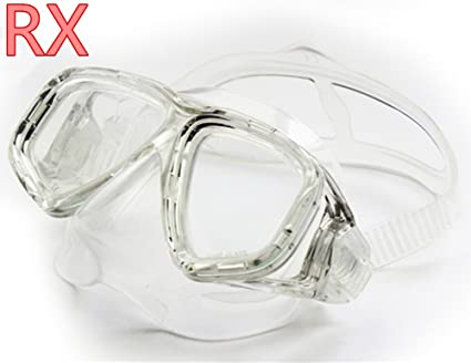 bc23e103344 YEESAM Swim Diving Snorkeling Prescription Mask Nearsighted Myopia Myopic - Scuba  Dive Snorkel Mask Nearsight Prescription RX Optical Corrective Lenses ...