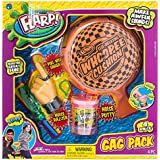 4 Piece Flarp Fart Pack by 2GoodShop   Prank Kit 1 Self-inflating Whoopee Cushion 1 Noise Putty 1 Fart Noise Whistle 1 Pull My Finger Prank Fart Noise Maker Kids Toys Make awful Poop Sounds!   #70018