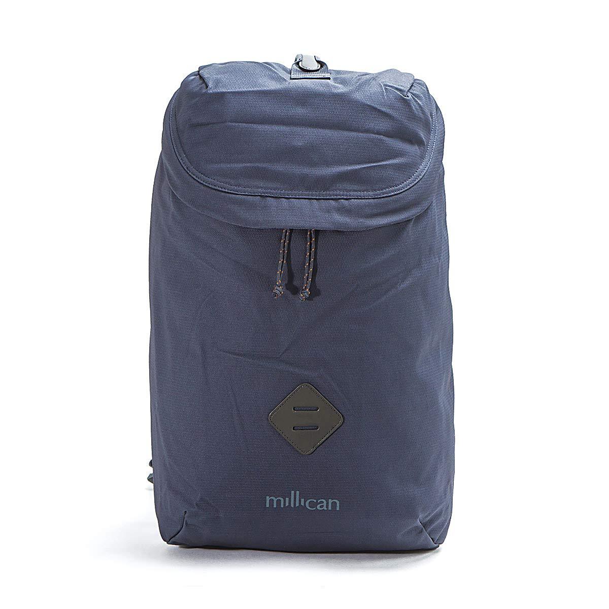 ミリカン リュック Oli The Zip Pack 15L millican M030  Slate B07RVHP1XS