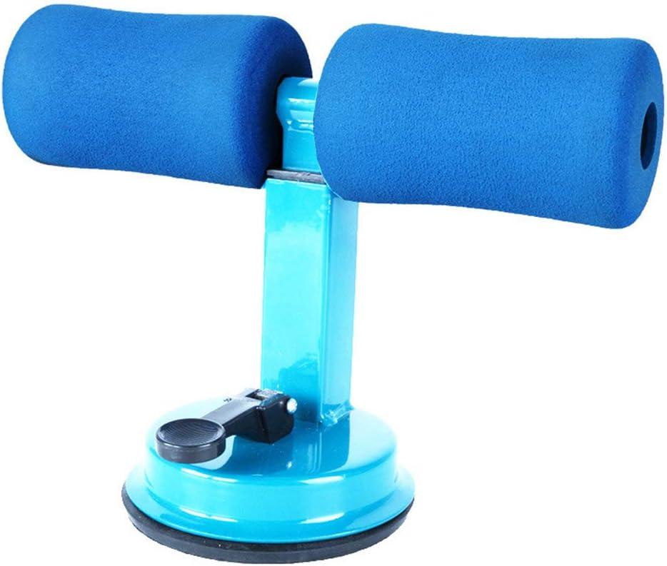 CHuangQi Barra de Asiento de Auto-succión Multifuncional, Tipo de Ventosa Fitness Belly Equipment for Muscular Abdominal Máquina de Ejercicios con Auto-succión Barra para Sentarse