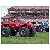CafePress - Monster Trucks Have Arrived - Jigsaw Puzzle, 30 pcs.