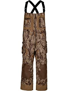 93fb6057a0e9d Natural Gear Ultimate Duck Bib, Camouflage Duck Hunting Bib Overalls for Men,  Insulated for