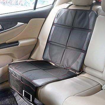 IRegro Car Seat Protector Slip Proof Mats Baby And Toddler Seats