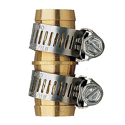Charmant Orbit 5/8 Aluminum Water Hose Repair Kit With Hose Clamps
