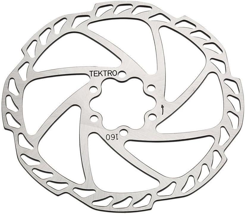 Tektro Bremsscheibe TR160-8 6-Loch inkl Schrauben