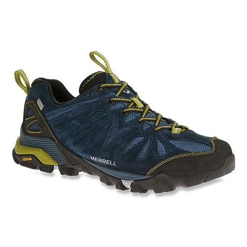 e664d6f1 Merrell Men's Capra Waterproof Hiking Shoe