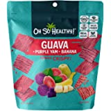 Oh So Healthy! Guava Purple Yam Banana Fruit Crisps, 40g