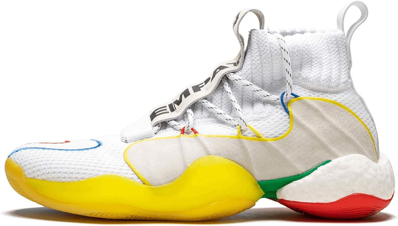 adidas Crazy BYW LVL X (Ftwwht/Supcol