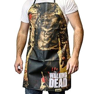 The Walking Dead - Grembiule da cucina, motivo: Zombie Walker