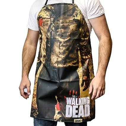 Amazon.com: Walking Dead Zombie Torso Walker impresión ...