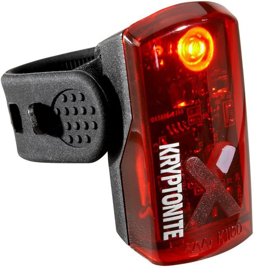 Kryptonite Avenue R-14 Led USB-rlt Luz Bicicleta Potente, Unisex ...