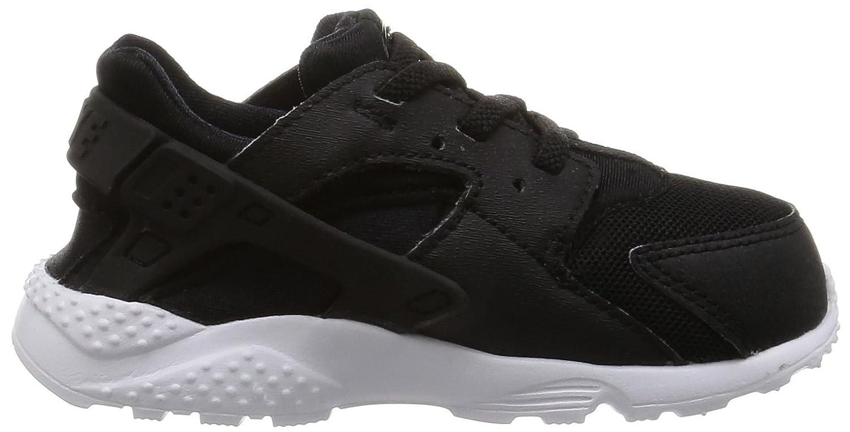 Nike Unisex Baby Huarache Run Td Lauflernschuhe Schwarz