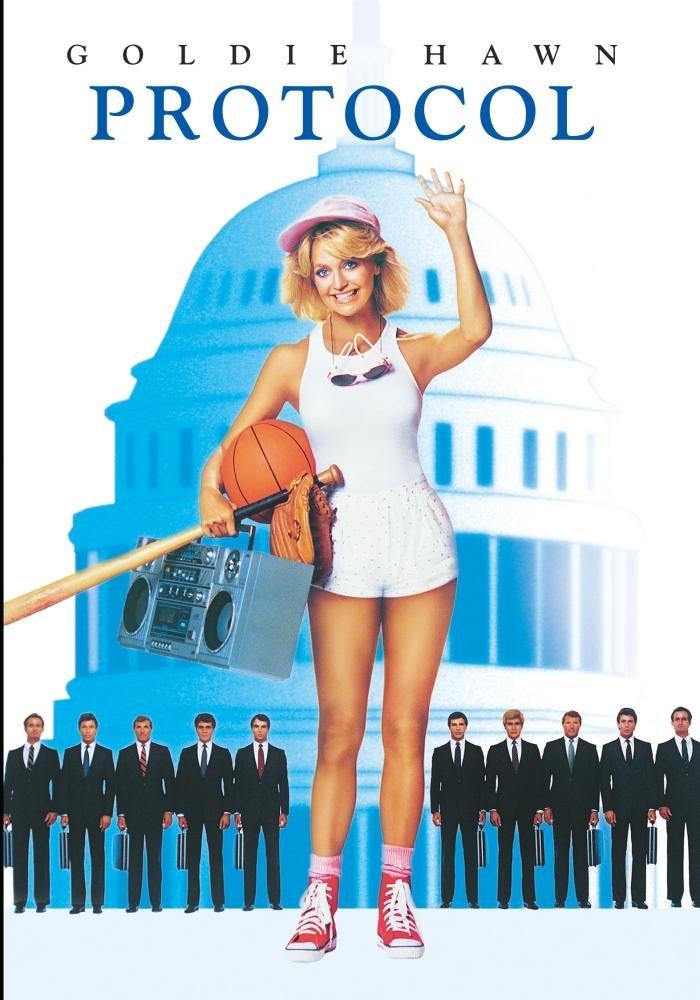 Amazon.com: Protocol: Goldie Hawn, Chris Sarandon, Richard Romanus ...
