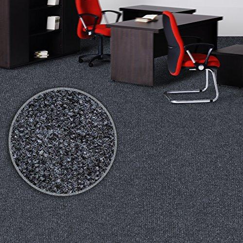 Floori® Nadelfilz Teppich, GUT-Siegel, emissions- und geruchsfrei, wasserabweisend | Größe wählbar (300x200cm)