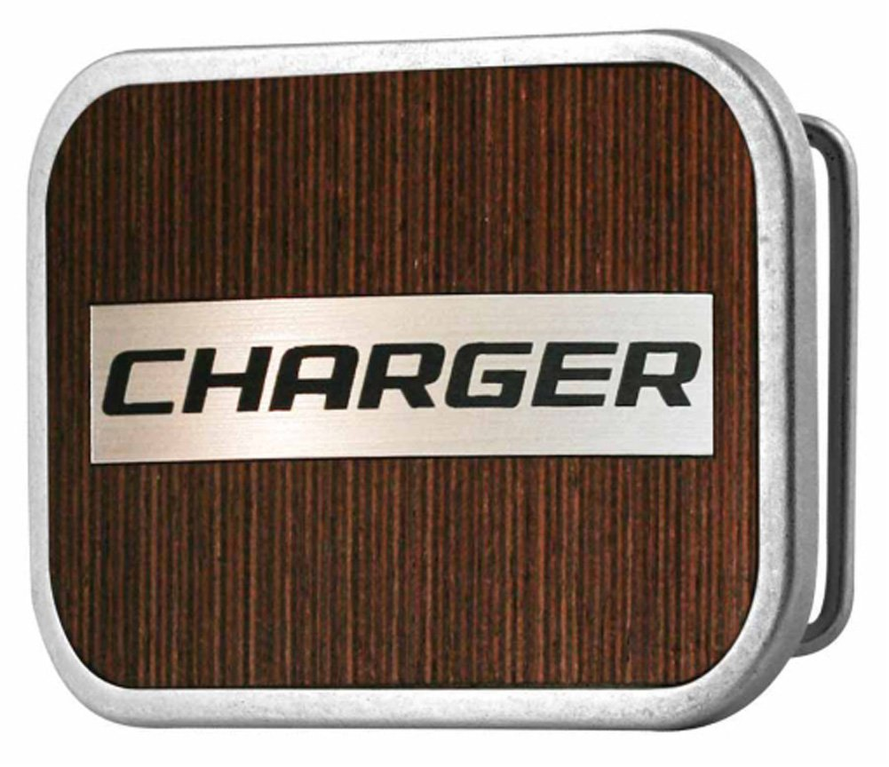 Dodge Automobile Company Metal Charger Logo Rockstar Belt Buckle Buckle Down