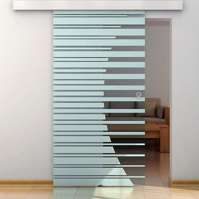 Puerta corredera para puertas de cristal Correderas de cristal ...