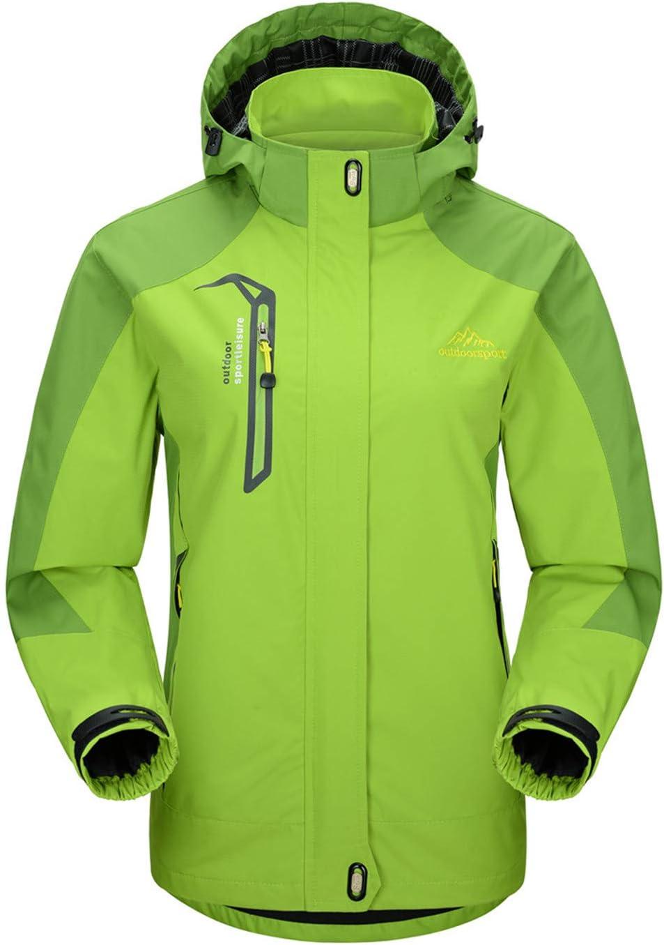 SR-Keistog Unisex Outdoor Waterproof Hiking Jacket Sports Trekking Clothes Camping Fishing Coats