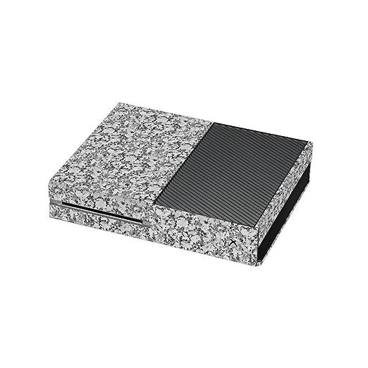Grey Marble Print Xbox One Vinyl Wrap / Skin / Cover / Pegatina ...