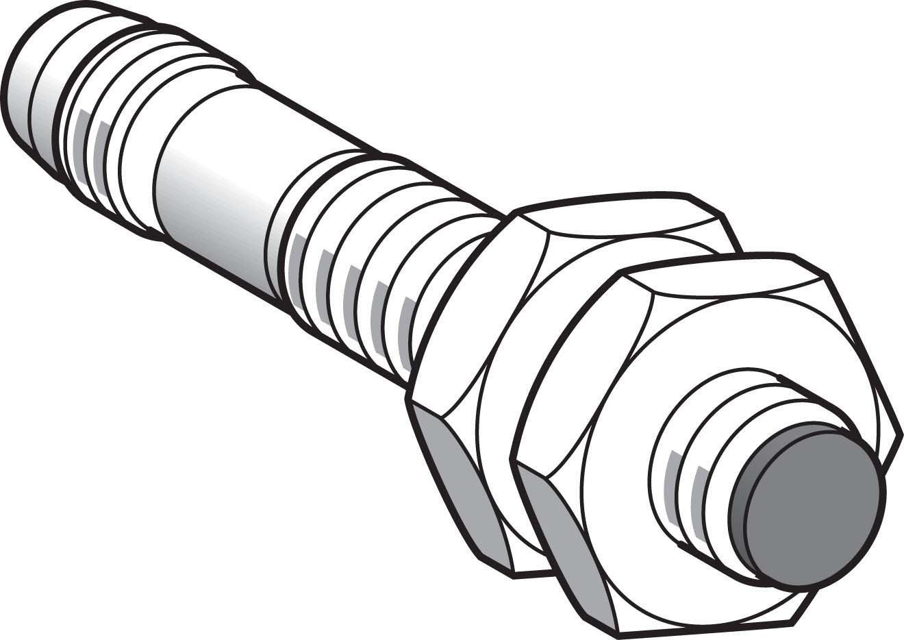 TELEMECANIQUE PSN–det 3010–Sensore prossimità inductivo 2mm NPN Contatto chiuso M8 XS108B3NBM8