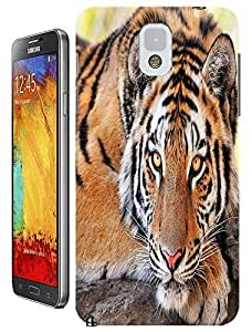 Tiger Case Cover Hard Back Cases Beautiful Nice Cute Animal hot selling cell phone cases for Samsung Galaxy Note 3 # 2