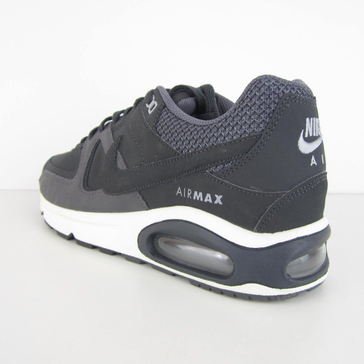 Nike Air Max Command Leather Schuhe Sneaker 098 Neu Grau