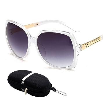 Gafas de sol de aluminio de magnesio para hombre y mujer, estilo vintage, con