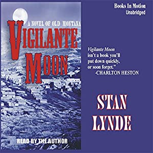Vigilante Moon Audiobook